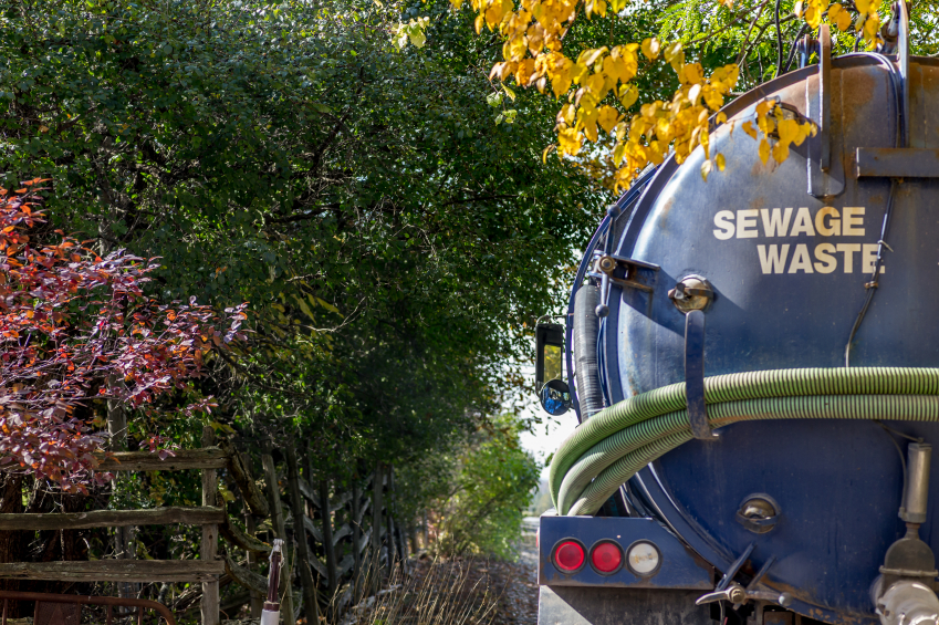 Septic, Grease Traps, Sewage and More! | Degler Waste Services