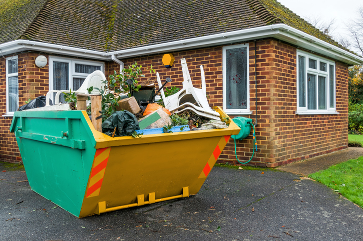 The Top 3 Reasons to Rent Construction Debris Containers