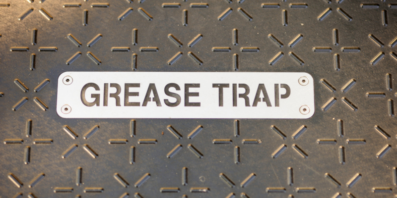 taking care of your grease traps is an essential part of caring for your overall system