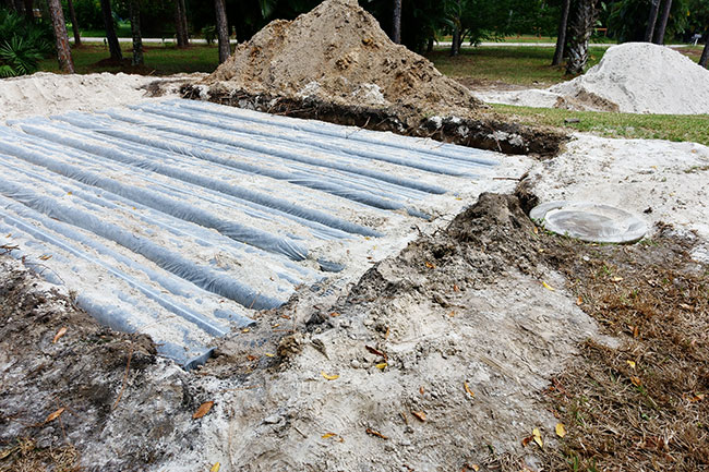 If You Need Drain Field Installation, Turn it Over to Our Professionals