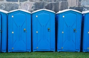 Why Having Portable Toilets at Your Event is a Good Idea